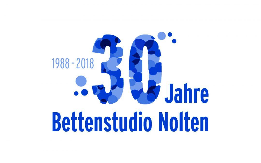 30 Jahre Bettenstudio Nolten – Wir feiern Geburtstag!