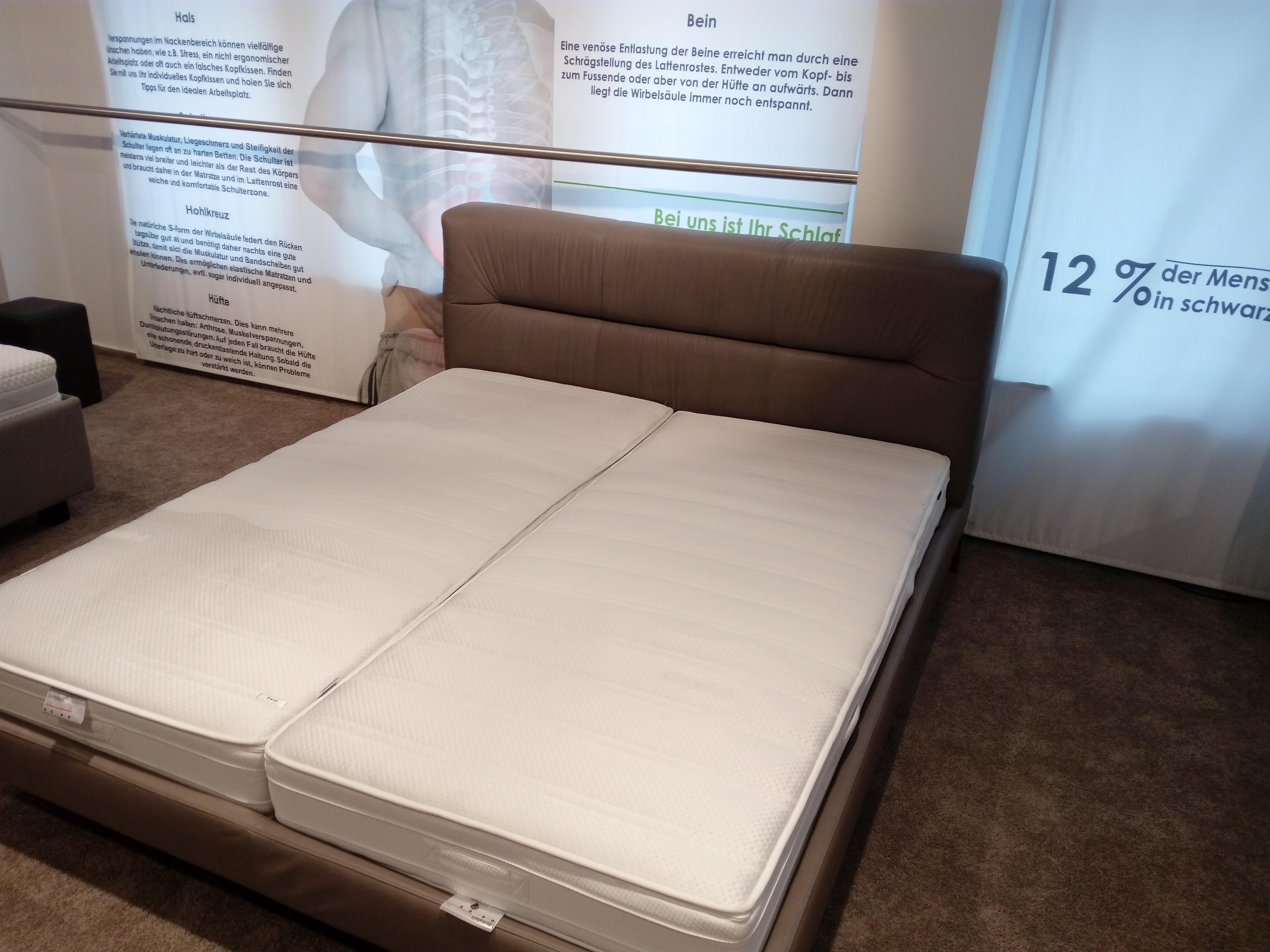Angebot Doppelbett