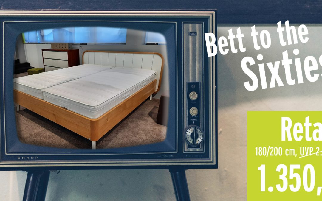 Bett to the Sixties!
