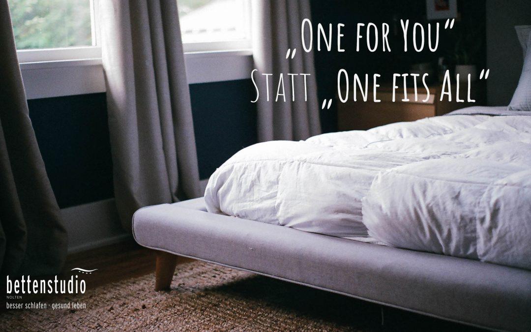 Wie die richtige Matratze Ihren Schlaf beeinflusst