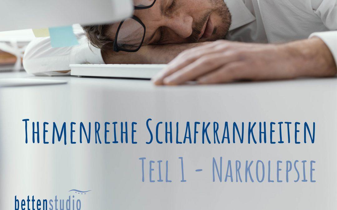 Themenreihe Schlafkrankheiten – Teil 1: Narkolepsie